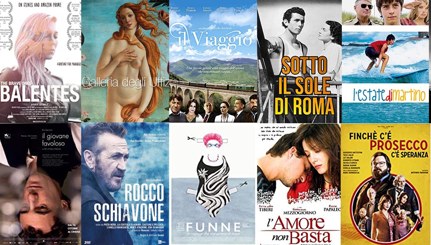 Un viaggio in Italia, dal divano di casa: i film per le vacanze su Amazon Prime Video