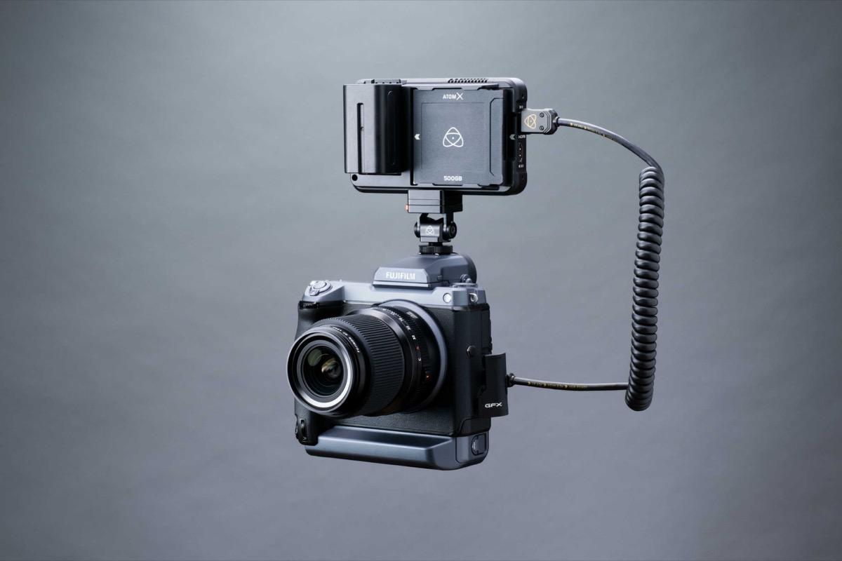 Fujifilm, l'aggiornamento firmware per il sistema GFX cambia tutto