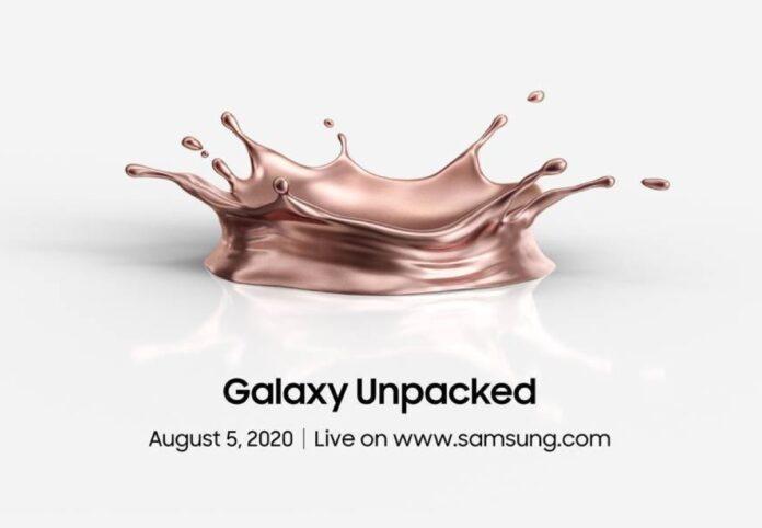 Nel Samsung Galaxy Unpacked del 5 agosto arrivano 5 dispositivi