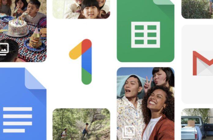 Google One per backup del telefono e gestione degli archivi arriva su iOS