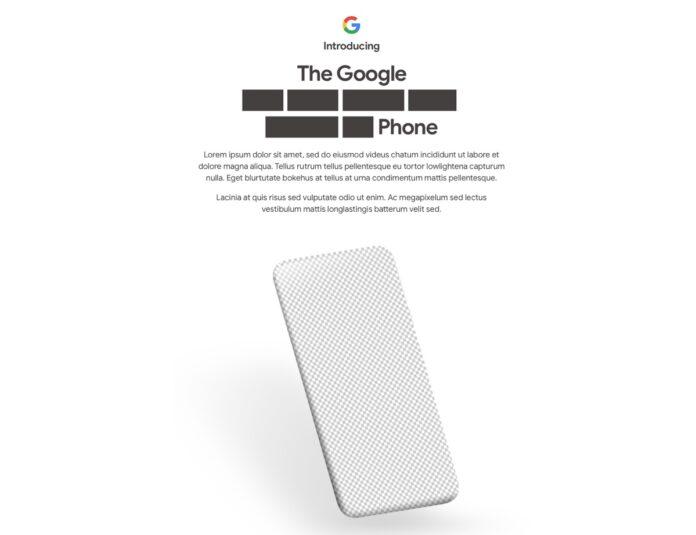 Google si diverte e gioca per anticipare Pixel 4a atteso il 3 agosto