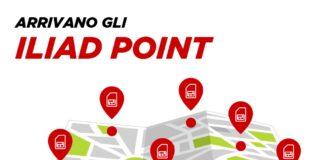 Gli Iliad Point anche nei punti Snaipay in tutta Italia