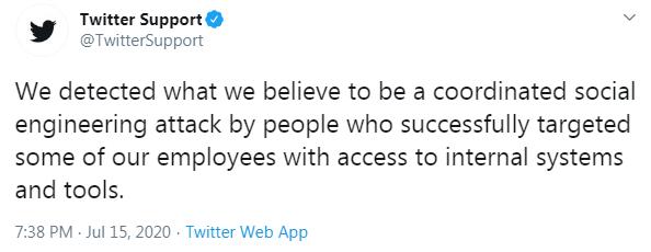 Come è stato possibile hackerare gli account Twitter di Barack Obama, Apple. Elon Musk e altri?