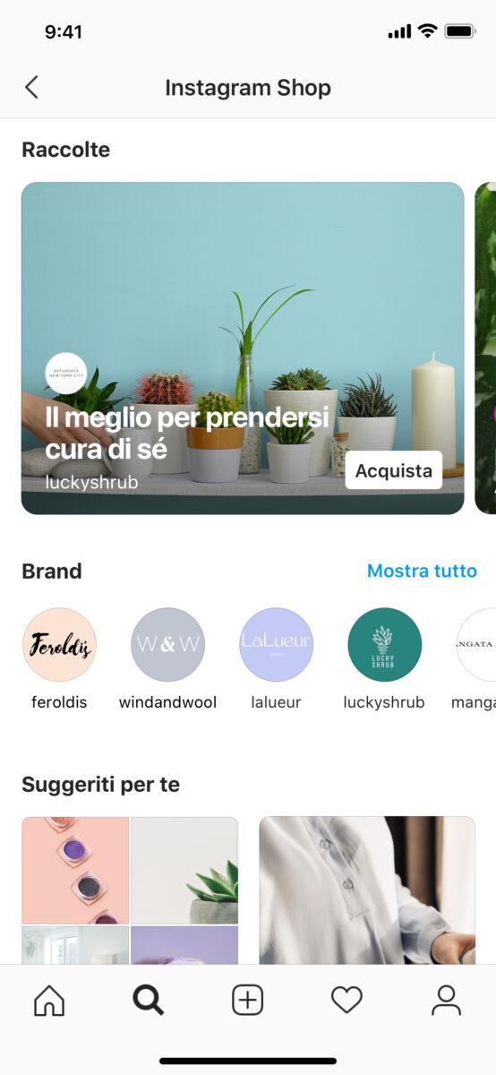 Instagram Shop rende più semplici la ricerca dei prodotti e gli acquisti