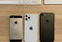 Il più piccolo degli iPhone 12, a metà tra iPhone 7 e iPhone SE di prima generazione