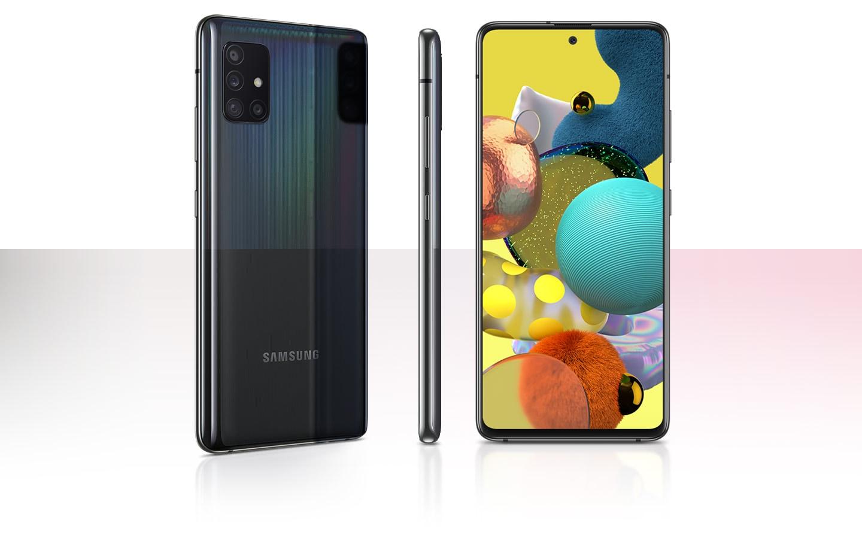 Samsung ha lanciato in Italia il Galaxy A51 5G