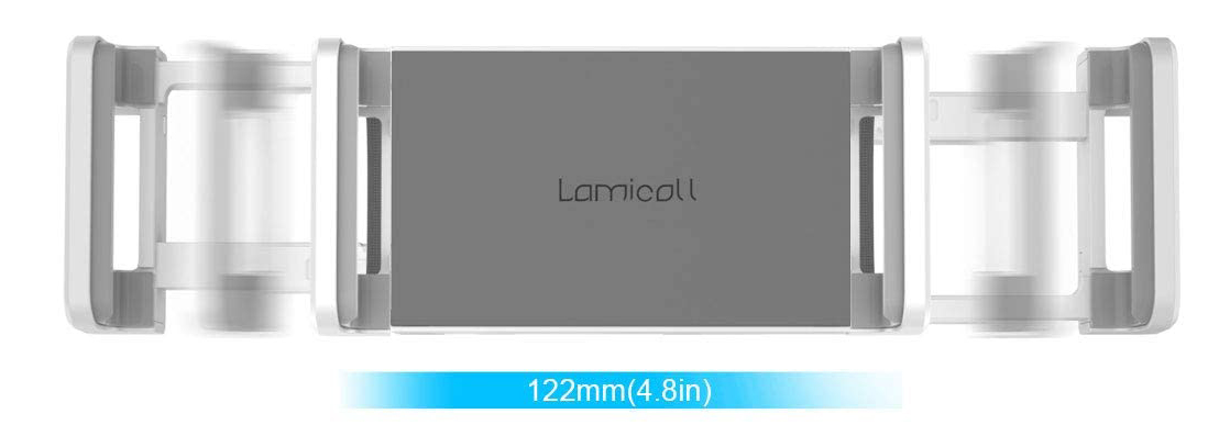 Recensione Lamicall Supporto Tablet