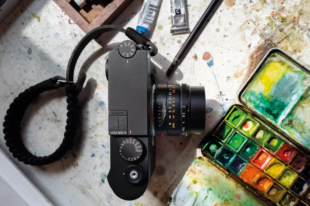 Ecco la Leica M 10-R da 40 megapixel