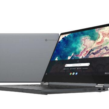 Per la prima volta i Chromebook Lenovo arrivano in Italia