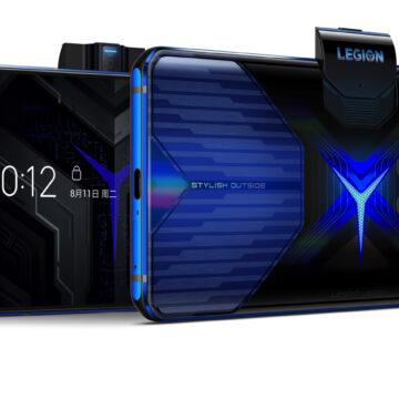 Lenovo Phone Duel è l'Android 5G estremo per giocare