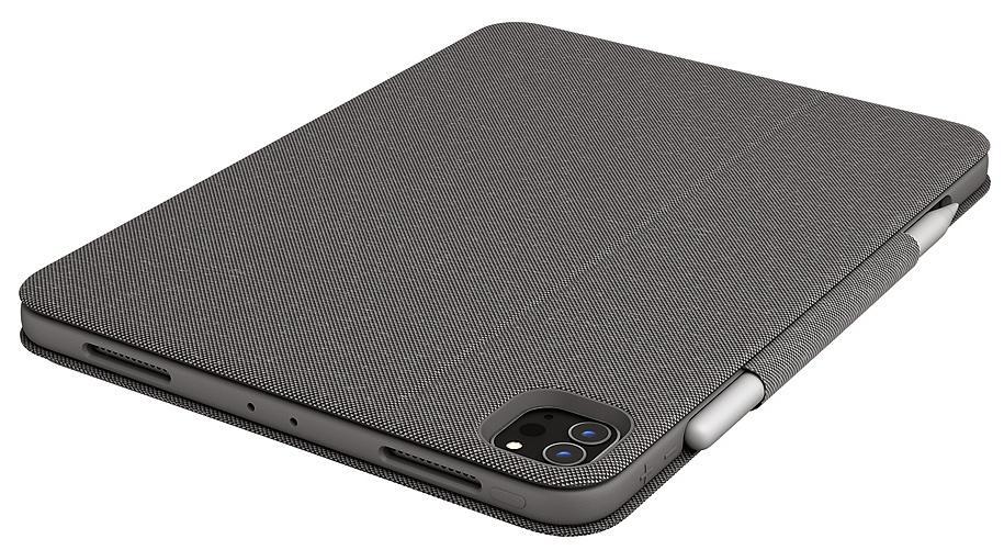 Logitech Folio Touch è la cover con tastiera e trackpad per iPad Pro 11