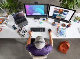 Logitech potenzia Mac e iPad con MX Master 3 e MX Keys Series, mouse e tastiera pro