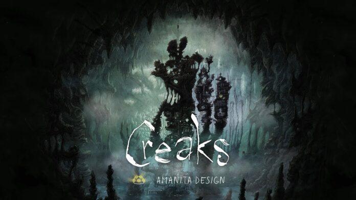 Creaks, un misterioso e tenebroso puzzle game su Apple Arcade