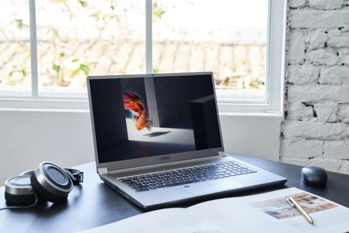MSI Creator 17 è il primo portatile al mondo con schermo Mini LED