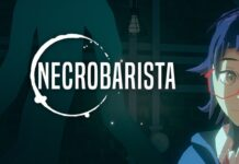Necrobarista, il romanzo grafico sulla morte approda su Apple Arcade