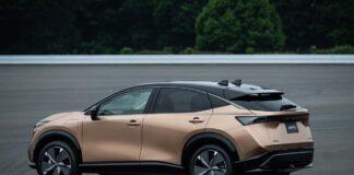 Nissan Ariya: crossover coupé 100% elettrico