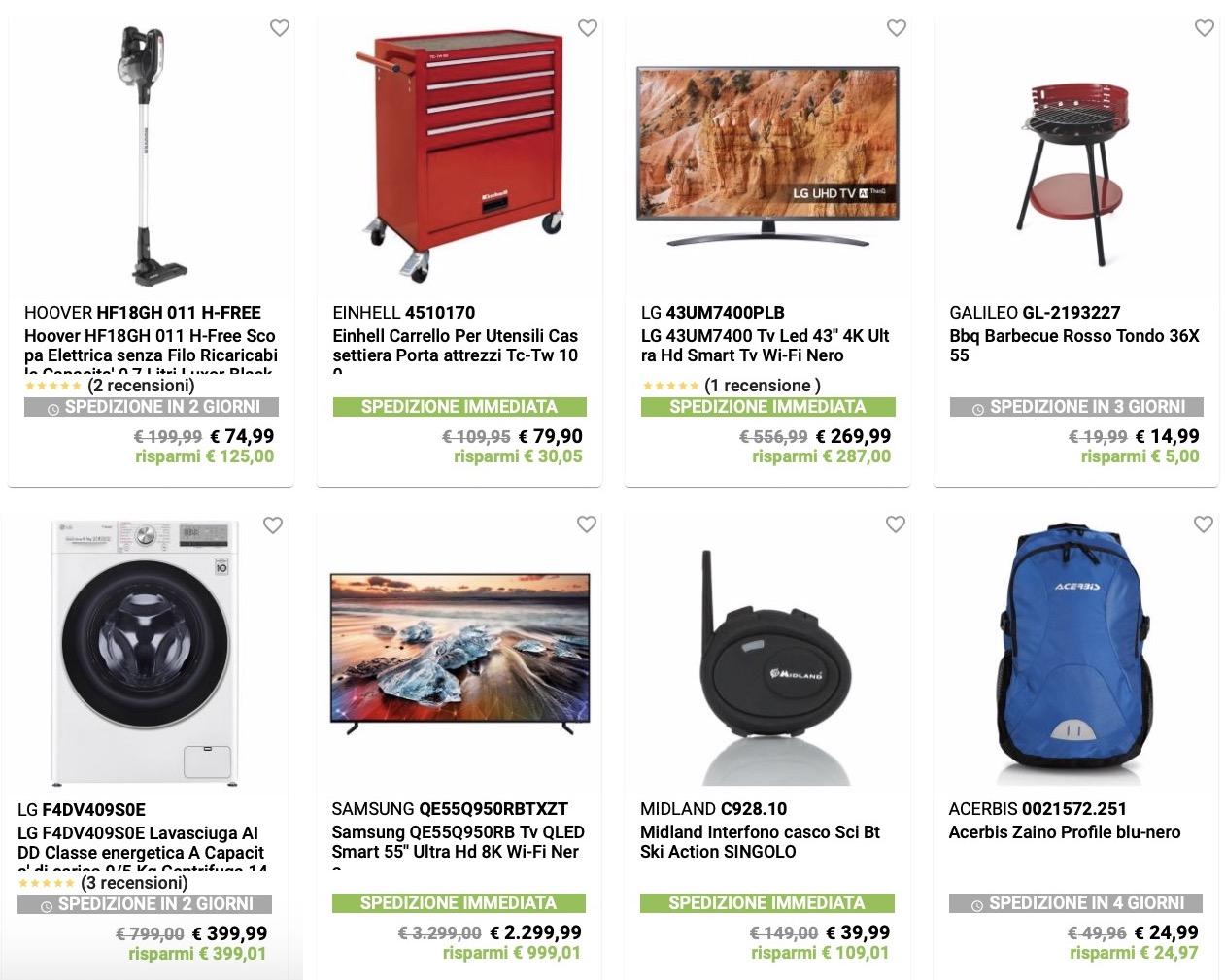 Airpod Pro a 199 € e altri 8 prodotti super sconntati online su yeppon
