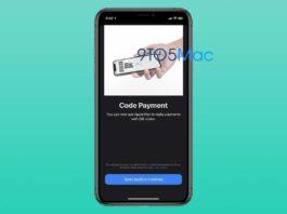 Apple Pay permetterà di pagare scansionando un codice QR?
