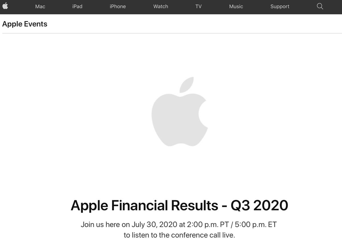 Risultati Apple terzo trimestre 2020, la grande incognita è iPhone 12
