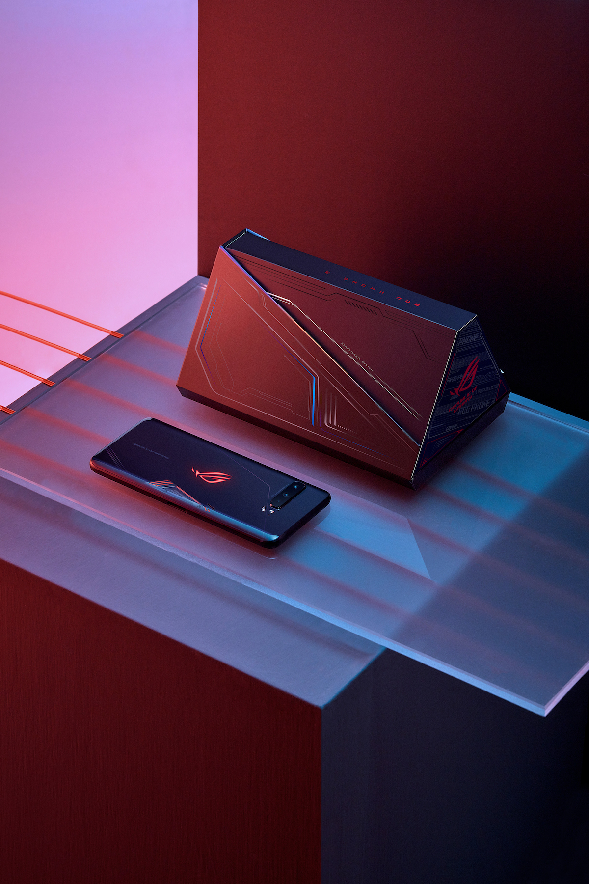 ASUS Republic of Gamers annuncia ROG Phone 3