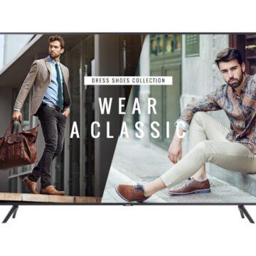 Samsung BET-H, i TV per attività commerciali e piccoli esercenti
