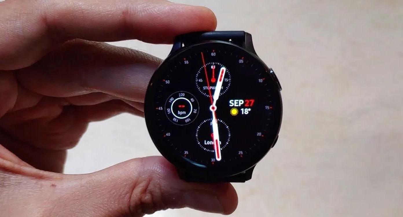 Un video mostra il prossimo Samsung Galaxy Watch 3