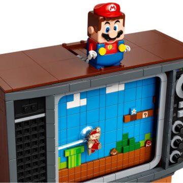 Il NES in chiave LEGO arriva il primo agosto a 229,99 euro