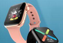 SENBONO HW07, il vero sosia di Apple Watch costa solo 21 euro