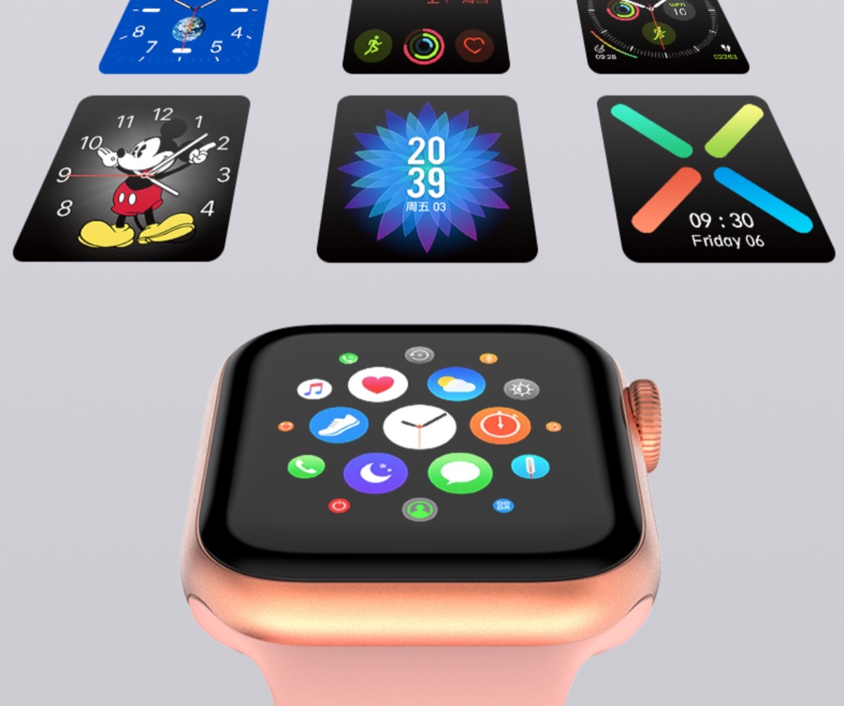 SENBONO HW07, il vero sosia di Apple Watch costa solo 21 euro