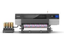 Epson SureColor SC-F10000 è una stampante industriale a sublimazione  da 78″