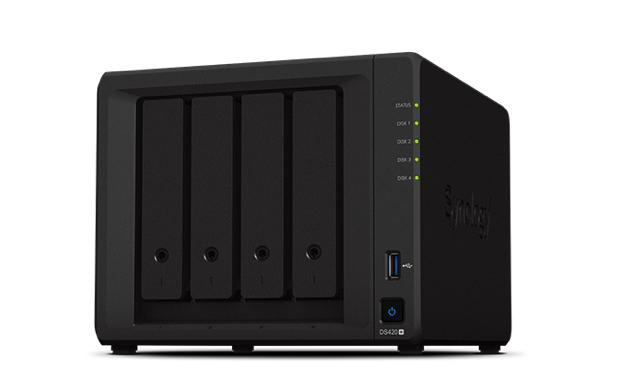 Synology presenta i NAS della serie Plus per privati e piccole aziende