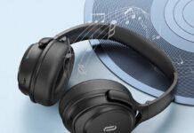 TaoTronics BH085, cuffie Bluetooth 5.0 con ANC e USB-C a soli 37,49 euro