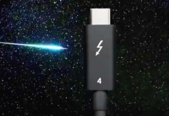 Apple ha confermato il supporto a Thunderbolt nei futuri Mac con CPU Apple Silicon