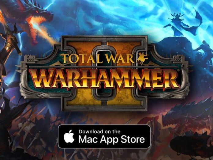 Total War:WARHAMMER II disponibile su Mac App Store
