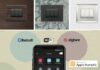 Vimar View Wireless aggiunge la domotica Homekit, Alexa e Google nelle serie civili standard con Zigbee e Bluetooth