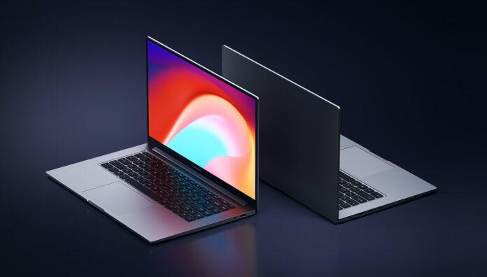 Xiaomi RedmiBook 16, ultrabook con CPU AMD Ryzen 7, 16 GB di RAM e 516 di ROM in sconto