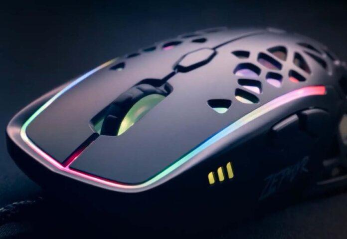 Su Kickstarter un mouse con la ventola per non far sudare le mani