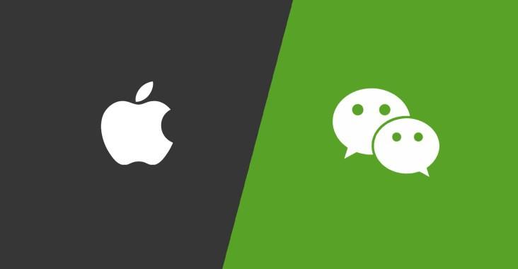 Se WeChat viene rimosso da App Store, le vendite iPhone potrebbero crollare fino al 30%