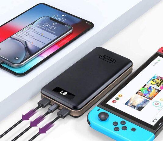 Le migliori batterie portatili per smartphone, e non solo