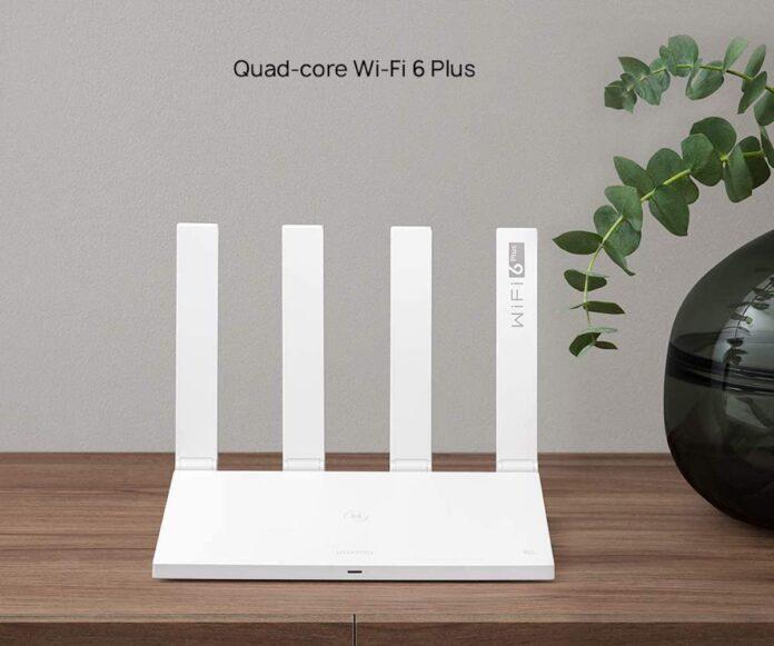 Huawei presenta WiFi AX3, il nuovo router con il supporto allo standard Wi-Fi 6
