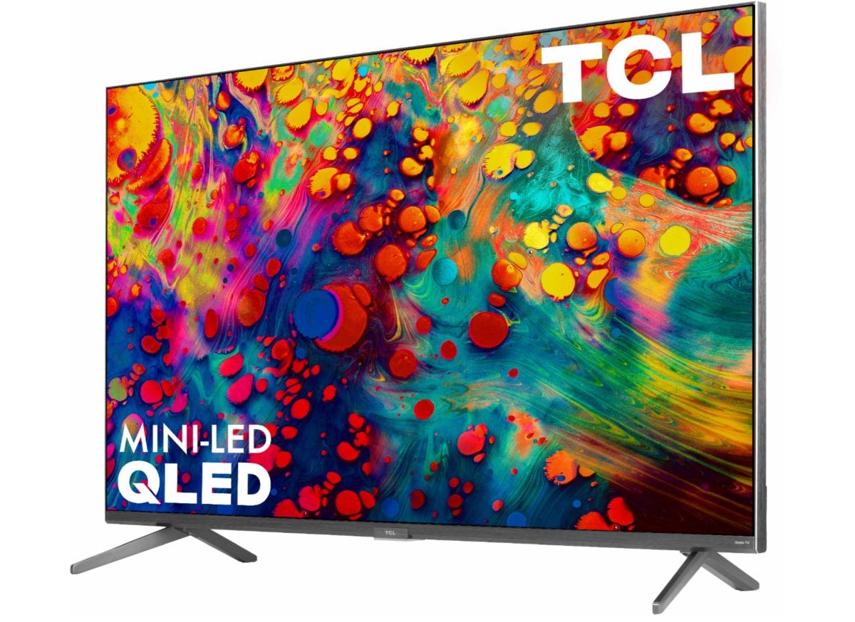 Nuove TV 4K TCL, avranno tecnologia Mini-LED e schermo a 120 Hz