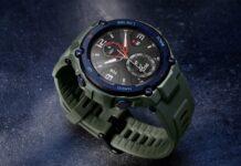 Amazfit T-Rex, lo smartwatch con certificazione militare con codice sconto a 108 euro