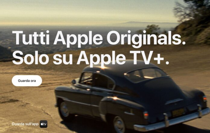 Apple registra il dominio AppleOriginalProductions.com