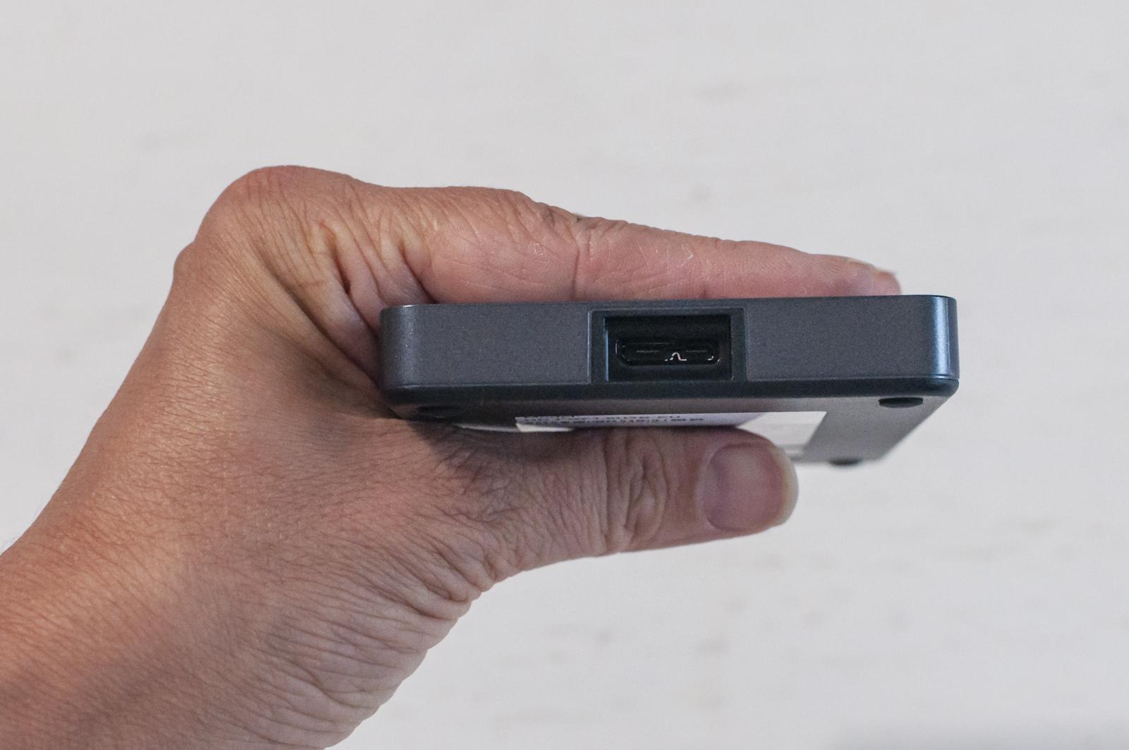 Recensione Buffalo MiniStation Safe, Archivio si ma la sicurezza prima di tutto