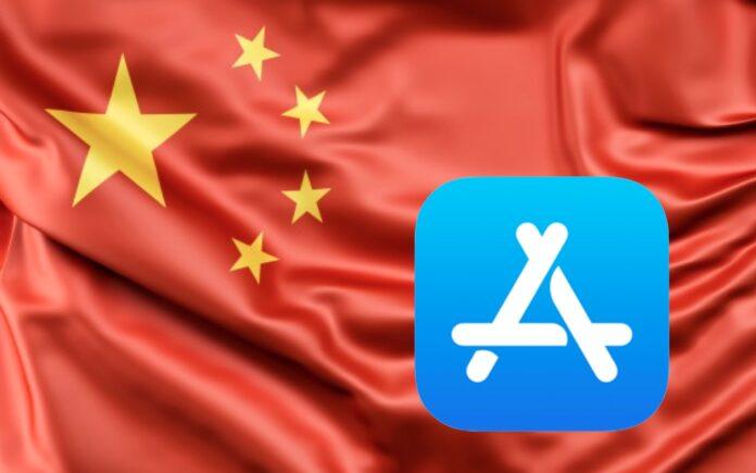 Apple ha rimosso oltre 30.000 applicazioni dall'App cinese