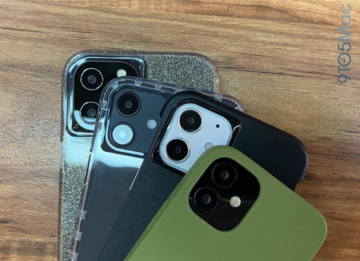 Cover e modelli iPhone 12 mostrano come potrebbero essere