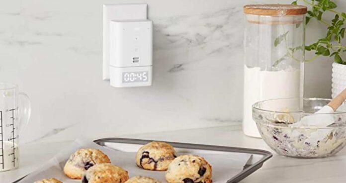 Amazon mette un orologio digitale su Echo Flex