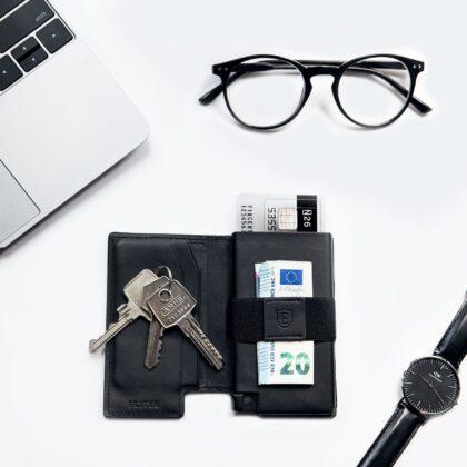 Recensione Ekster Tracker Card, un GPS vestito da sera
