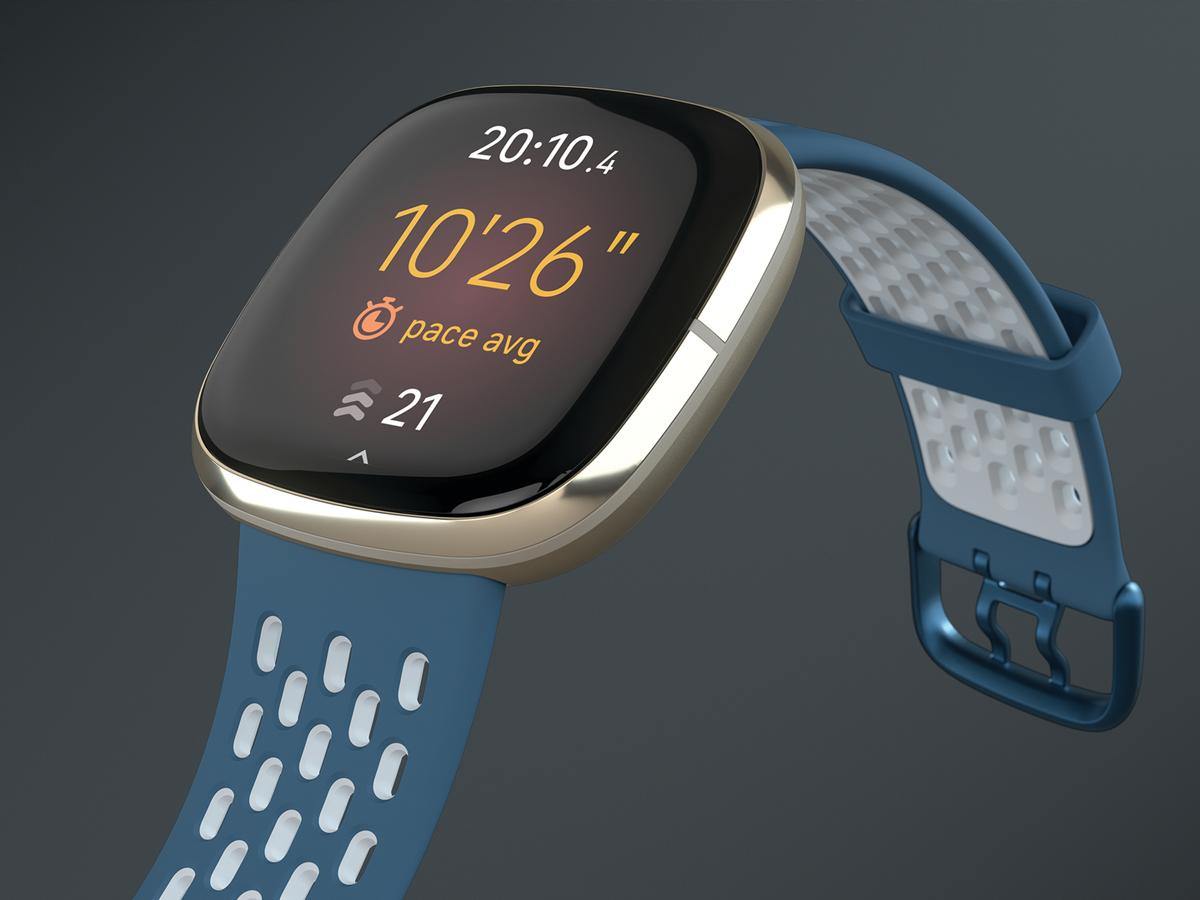Fitbit presenta Sense, Versa 3 e Inspire 2: salute e benessere prima di tutto