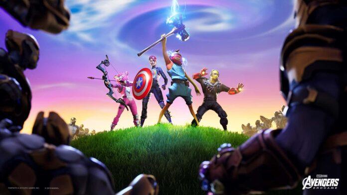 La prossima stagione di Fortnite strizza l'occhio a Marvel